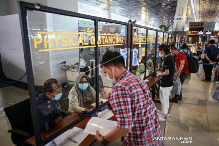 Pemkot Tangerang keluarkan 637 SIKM selama larangan mudik