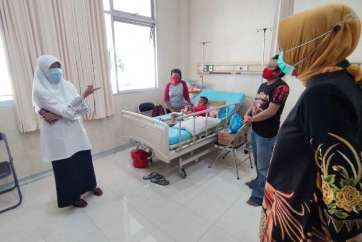 Kondisi anak gizi buruk di Kota Surabaya kondisinya membaik
