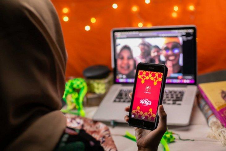 Selama lebaran trafik data Telkomsel di Jambi naik 4 persen