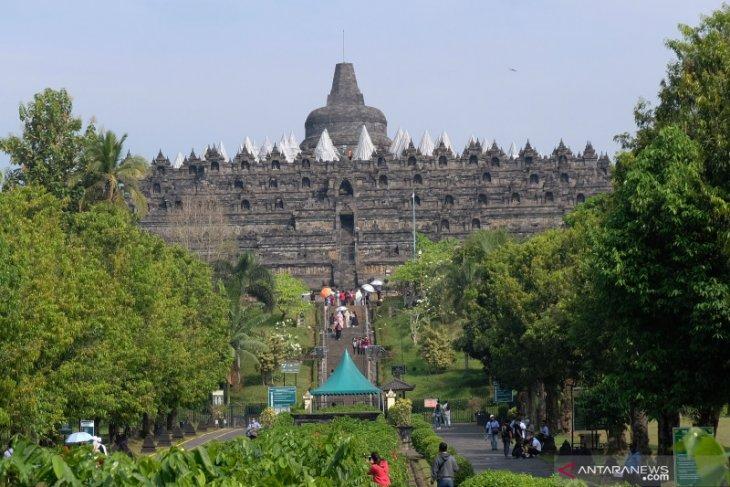 Kawasan wisata Borobudur bakal jadi percontohan BLK komunitas sektor pariwisata.