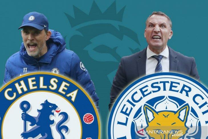 Jadwal Liga Inggris: Chelsea vs Leicester, laga penentuan empat besar