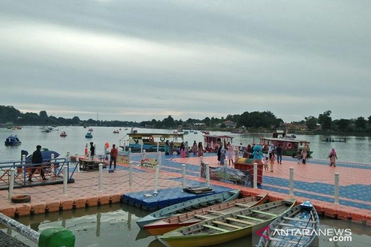 Wisata Danau Sipin kembali dibuka