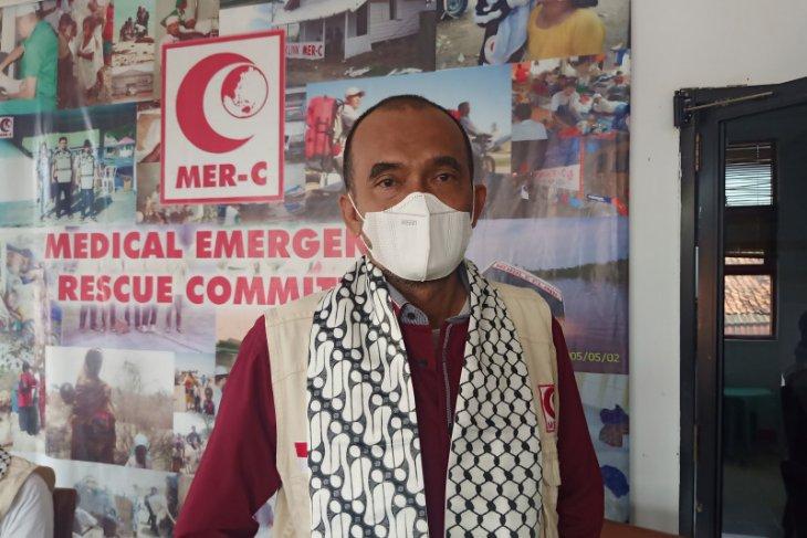 MER-C kirim bantuan tim medis ke Jalur Gaza Palestina