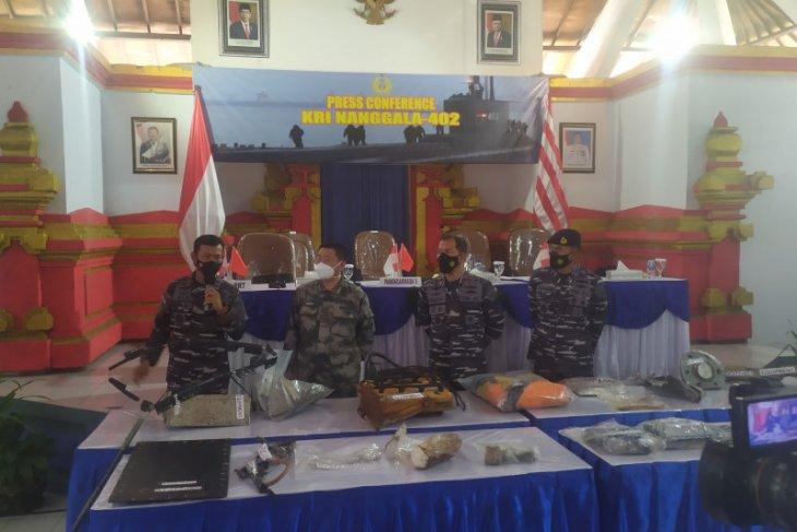 TNI AL investigasi penyebab  kecelakaan KRI Nanggala-402