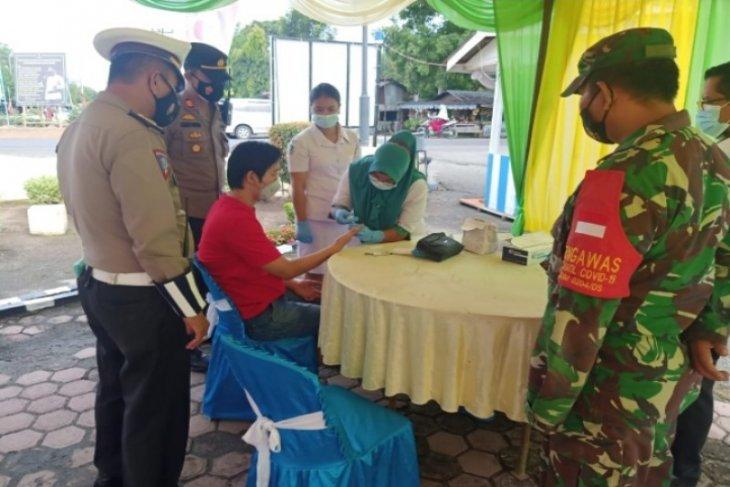 Pos Pam Ketupat ganti nama Pos Pam KRYD di Tebing Tinggi