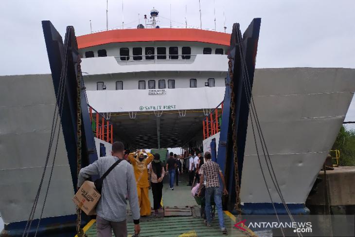 Penyeberangan menuju Sabang meningkat selama Idul Fitri