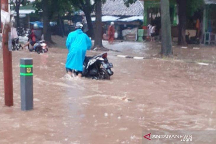 Banjir di Pakansari, Ketua DPRD Bogor minta DPUPR cari solusi