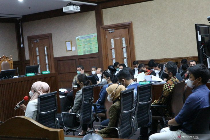 Tiga sespri Edhy Prabowo mengaku dapat Rp5 juta dari ketua tim uji tuntas