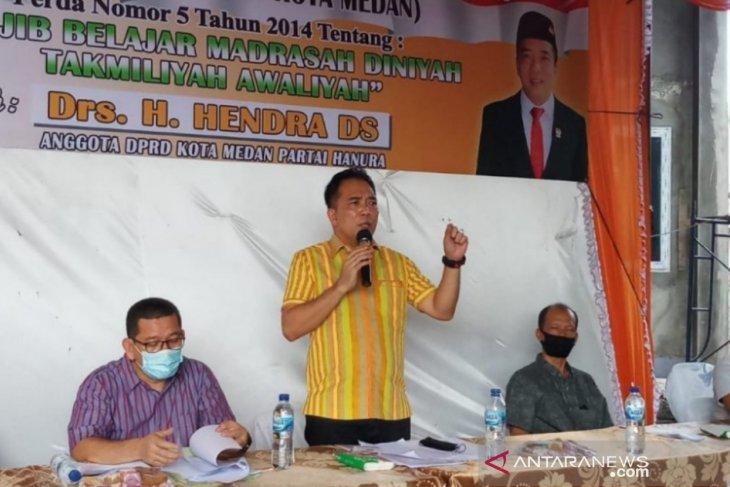 DPRD Medan pertanyakan keseriusan Dinas PU memperbaiki jalan berlubang