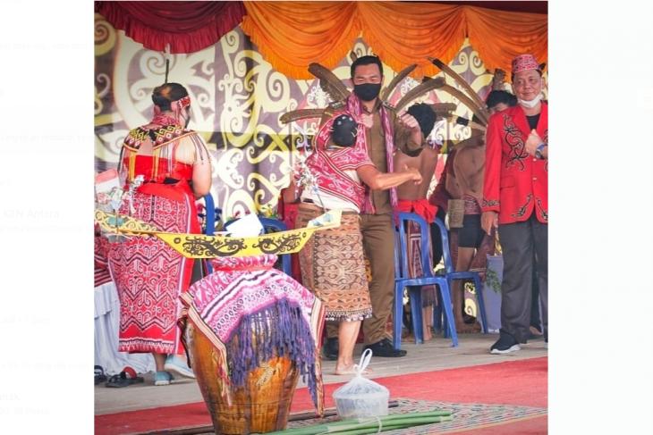 Bupati Kapuas Hulu: Gawai Dayak wujud rasa syukur masyarakat adat