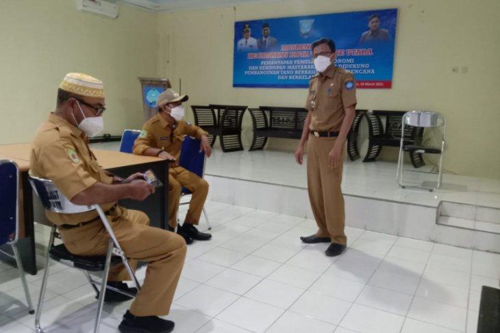 Wali Kota Ternate ingatkan ASN dan PTT terapkan Prokes dalam pelayanan