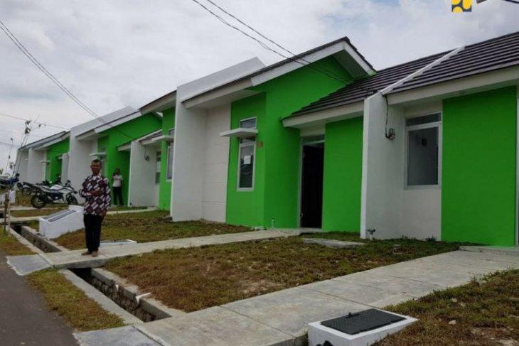 PUPR sebut pembangunan rumah hijau bantu masyarakat berpenghasilan rendah