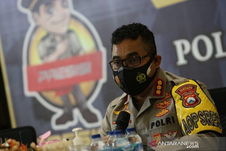 Kapolrestabes: Masuk Surabaya wajib tes usap COVID-19