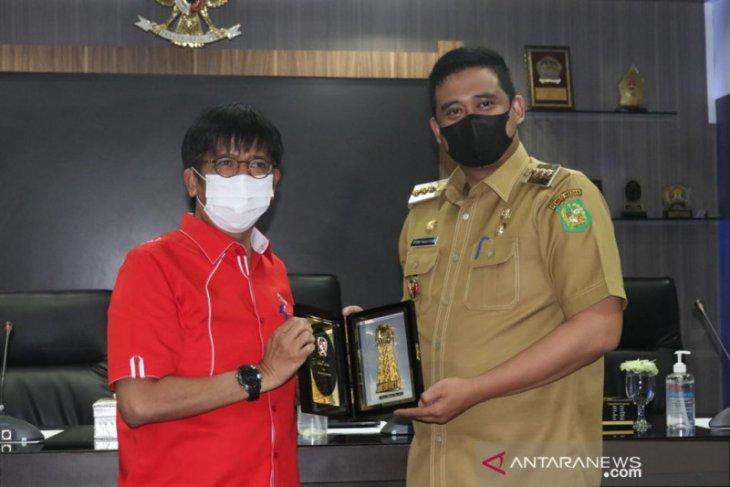 Pemkot  Medan apresiasi Telkomsel bangun teknologi 5G