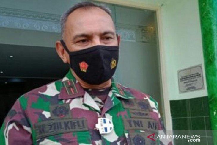 Korem 042 Gapu Jambi siapkan 500 personel amankan PSU Pilgub Jambi