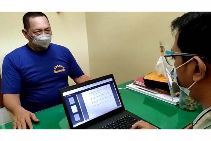 Polresta Banyumas tahan Ketua GNPK Jateng atas kasus dugaan pemerasan pada kades