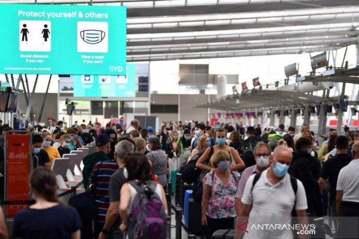 Sydney masuki 'periode paling mengerikan' atasi  varian Delta