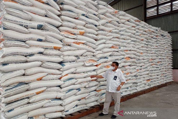 Pembelian beras petani oleh Bulog Sumut sudah mencapai 7.250 ton