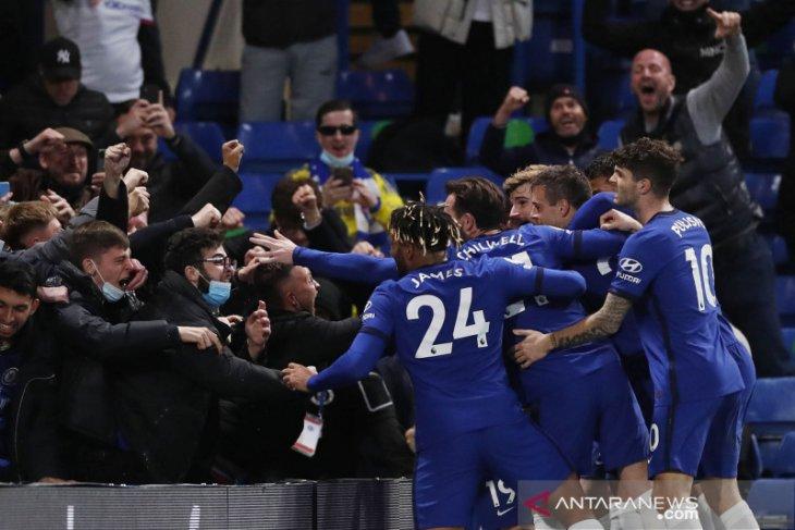 Liga Inggris: Empat besar bisa membuat Chelsea tenang hadapi final Liga Champions