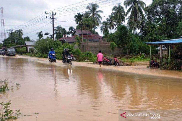 29 Gampong di Aceh Selatan terendam banjir