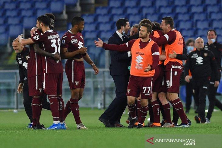 Torino kirim Benevento terdegradasi