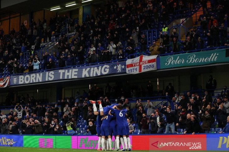 Chelsea kalahkan Leicester demi rebut posisi ketiga klasemen