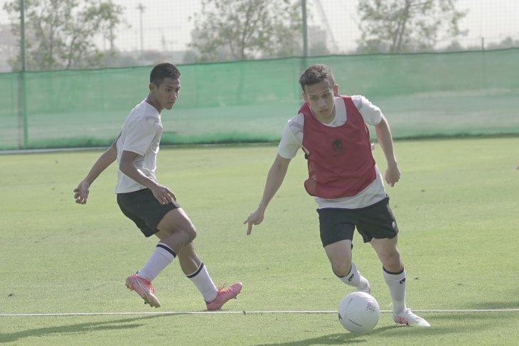 Timnas Indonesia takluk  2-3 dari Afghanistan