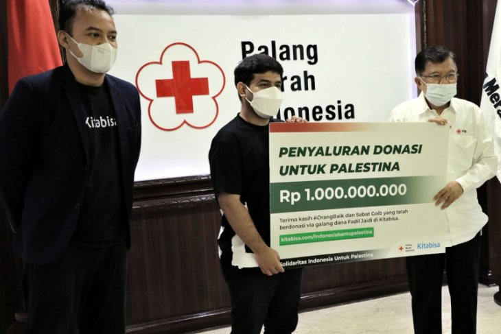 Indonesia jadi negara paling dermawan di dunia menurut CAF