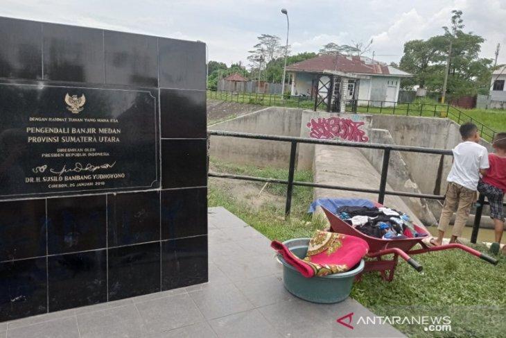 DPRD Medan dorong difungsikannya kanal banjir Titi Kuning