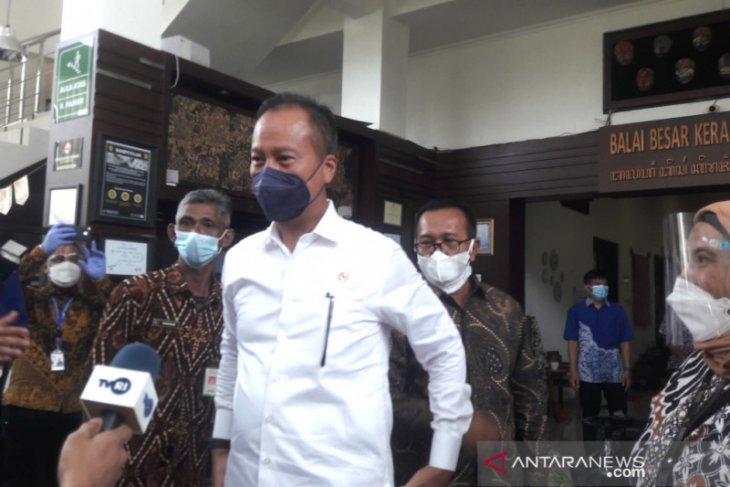Menperin: batik Indonesia kekayaan luar biasa yang tak tertandingi
