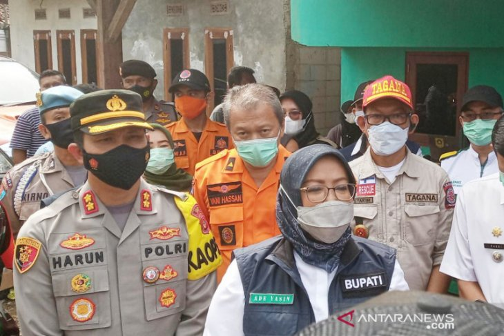 Tambang ilegal diduga jadi penyebab banjir bandang di Cigudeg (video)