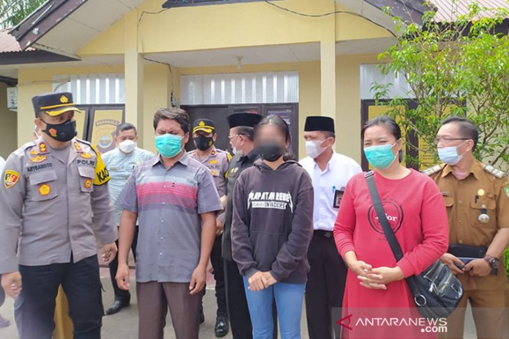 Pelajar di Bengkulu Tengah minta maaf terkait video viral diduga hina Palestina