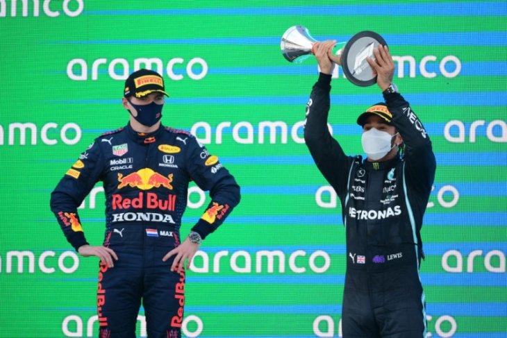 Hamilton bikin gusar Verstappen