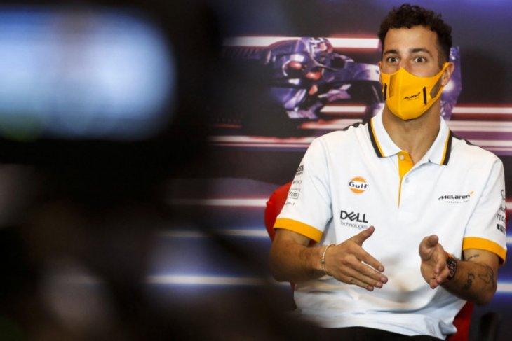 Ricciardo bernostalgia  dengan kemenangannya di Monako