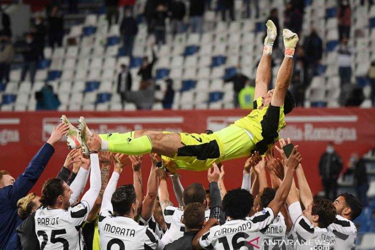 Buffon akui nyaris gabung Barcelona sebelum  pulang ke Parma