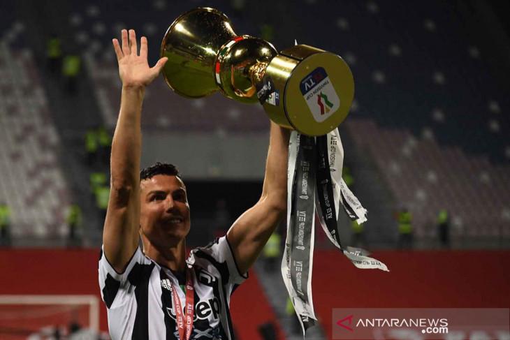 Juventus: Tak ada tanda-tanda Ronaldo ingin pergi