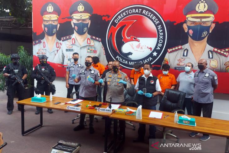 Polisi benarkan figur publik inisial NR-AB jalani pemeriksaan