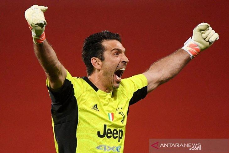 Juventus juarai Coppa Italia seusai tundukkan  Atalanta