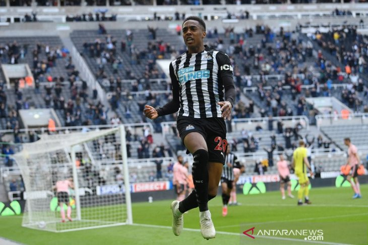 Joe Willock bantu Newcastle kalahkan Sheffield