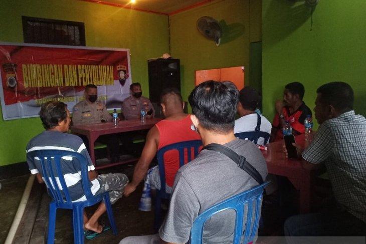 Polresta Pulau Ambon sosialisasi bahaya narkoba dan kenakalan remaja