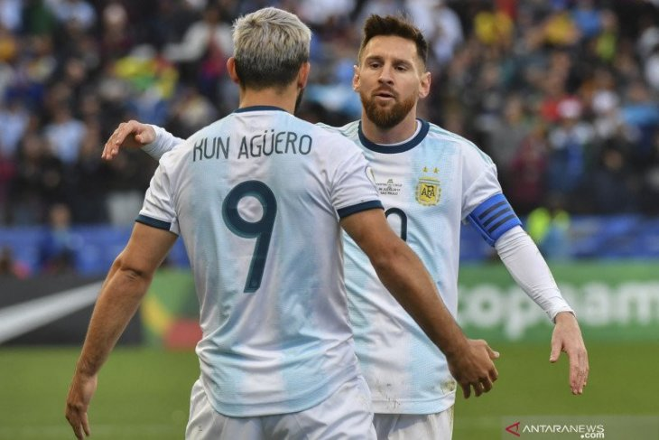 Barcelona sudah capai kesepakatan dengan Sergio Aguero