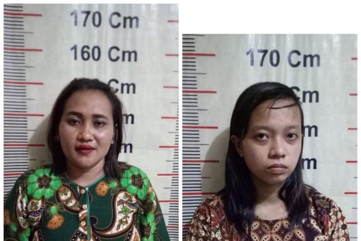 Polsek Padang Tualang amankan dua perempuan miliki 49,67 gram sabu