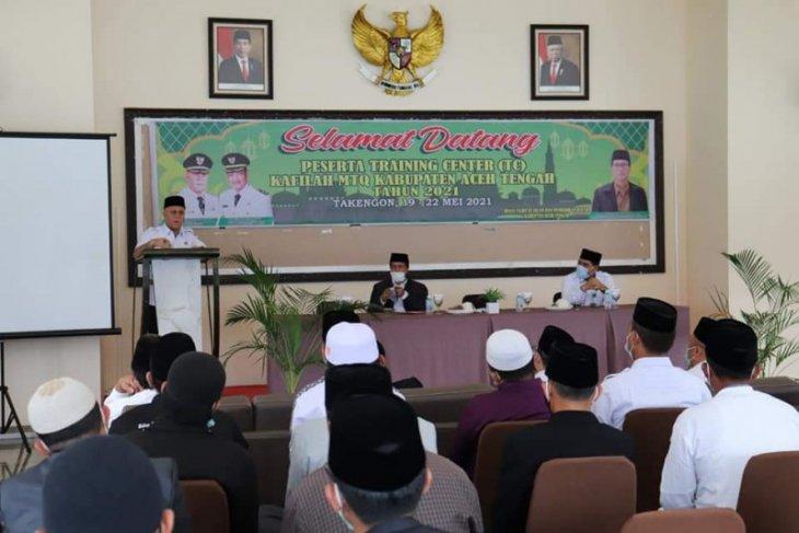 Mau jadi juara, Aceh Tengah persiapkan calon peserta MTQ Aceh ke-35