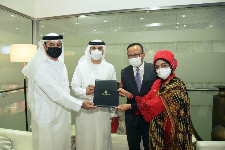 Emirates dukung pariwisata Indonesia