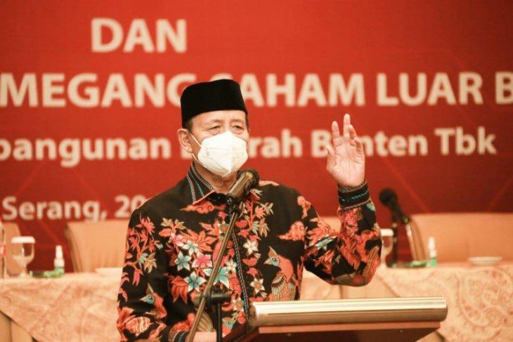 Gubernur tekankan Bank Banten harus berani berkompetisi