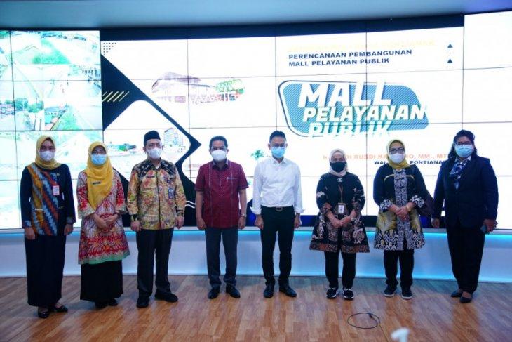 Deputi Pelayanan Publik dukung Pemkot Pontianak membangun MPP
