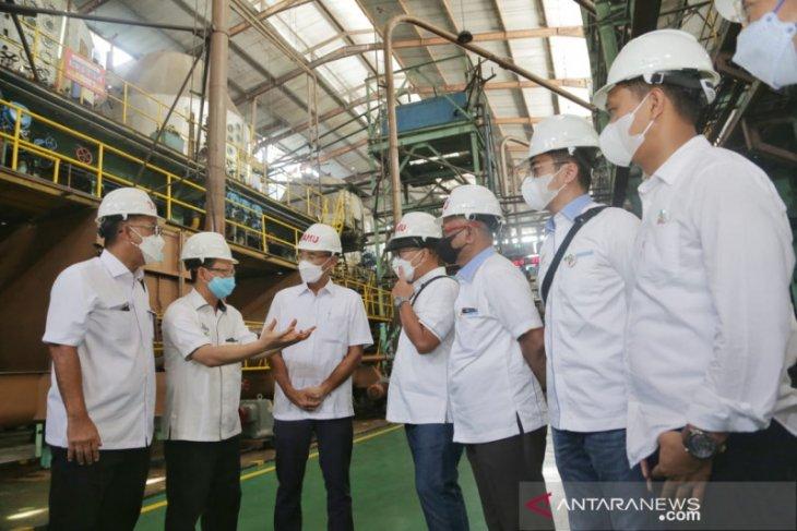 PTPN III proyeksikan produksi gula pada 2024 mencapai 1,8 juta ton