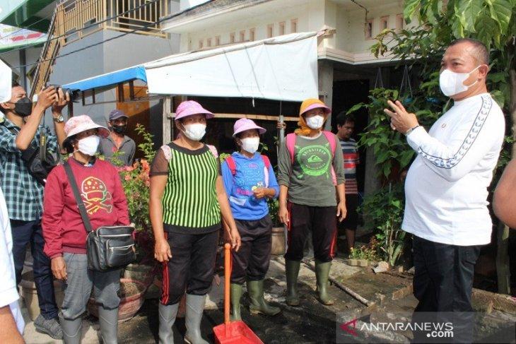 Peringati hari peduli sampah nasional, Wali Kota Sibolga buka kegiatan gotong-royong