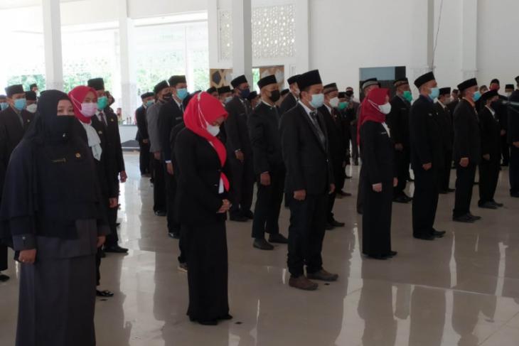 Ketua DPRD KKU sayangkan pengangkatan oknum ASN yang tersandung hukum
