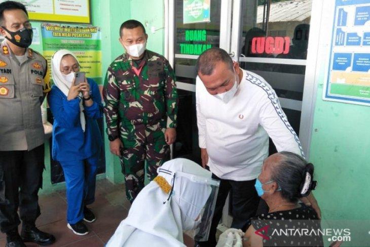 Vaksinasi massal di Sibolga targetkan 70 persen warga